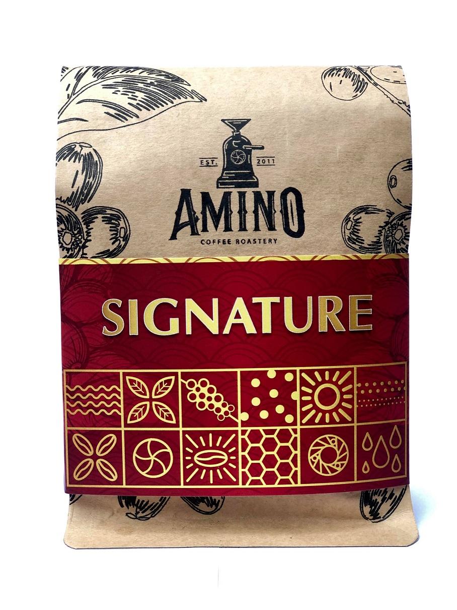 Cà Phê Dùng Tại Nhà, Quà Tặng Amino Signature