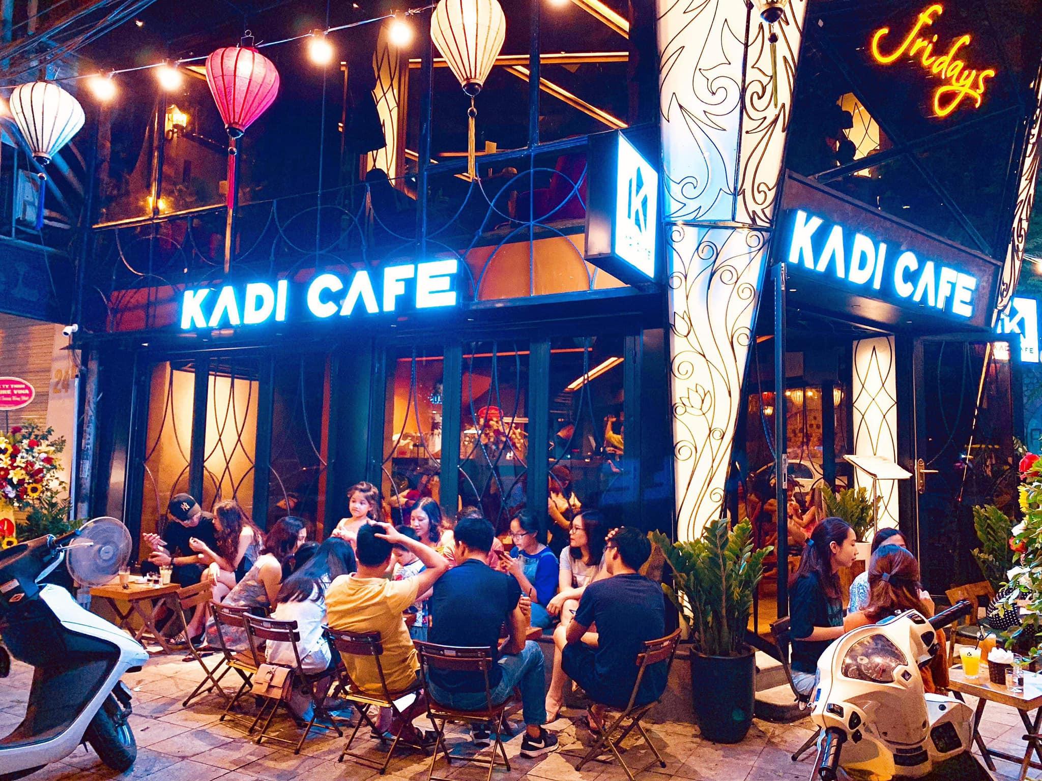 Chuỗi KADI CAFE, Hà Nội