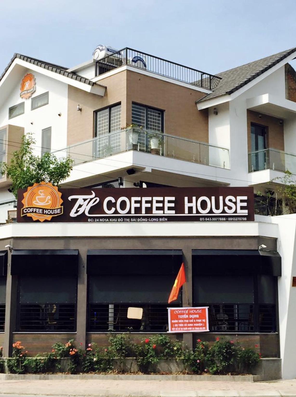 TH Coffee Sài Đồng, Long Biên, Hà Nội