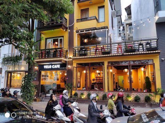 Velo Cafe 71 Nguyễn Đình Thi, Hà Nội