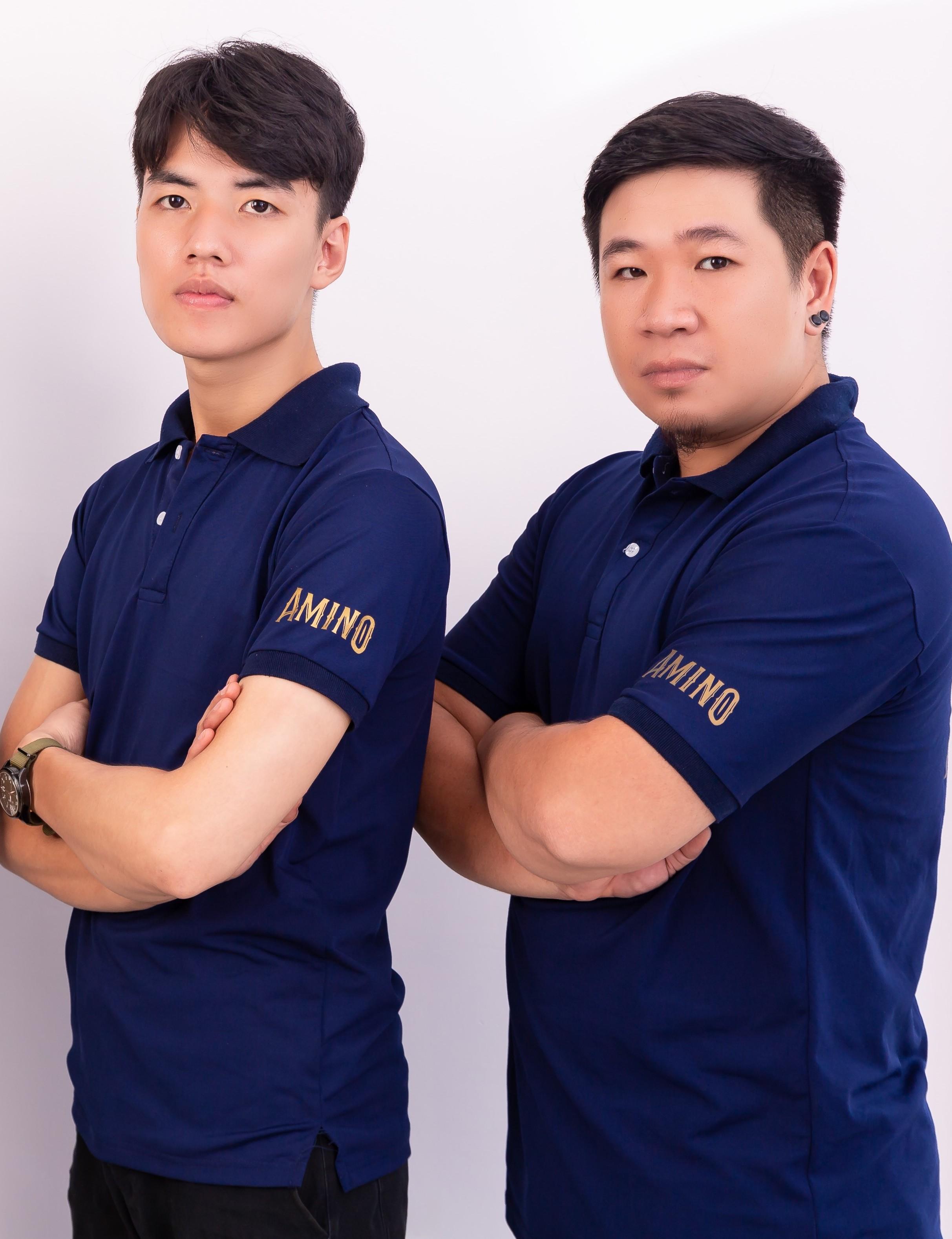 Đội ngũ hỗ trợ cà phê Amino Coffee