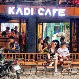 Chuỗi cà phê nhượng quyền Kadi Cafe