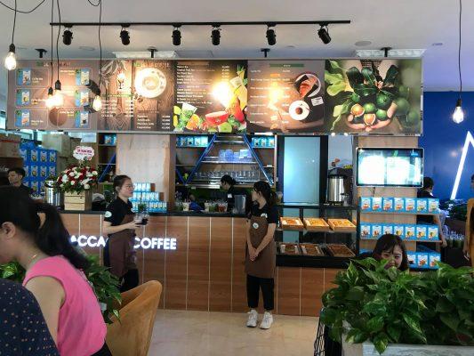 Maccaca Coffee 18 Phạm Hùng, Hà Nội,