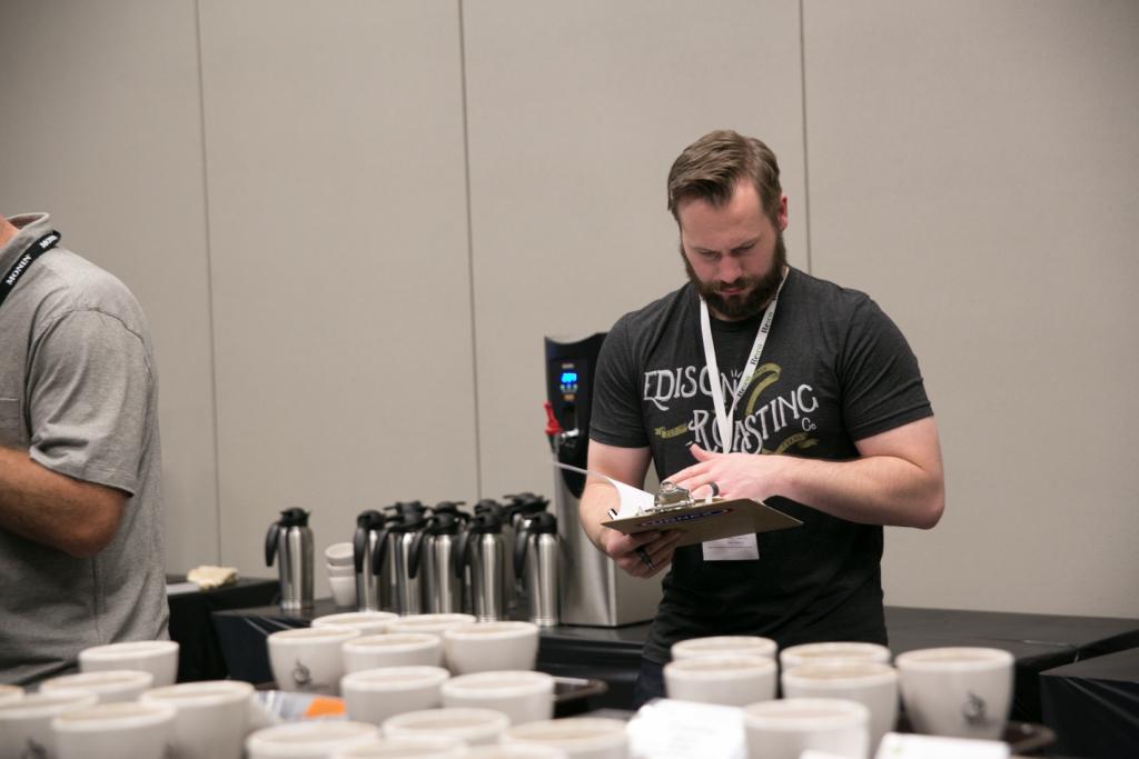 Cupping trở thành nghiệp vụ vô cùng phổ biến, không thể thiếu trong một chuỗi cung ứng cà phê chuyên nghiệp
