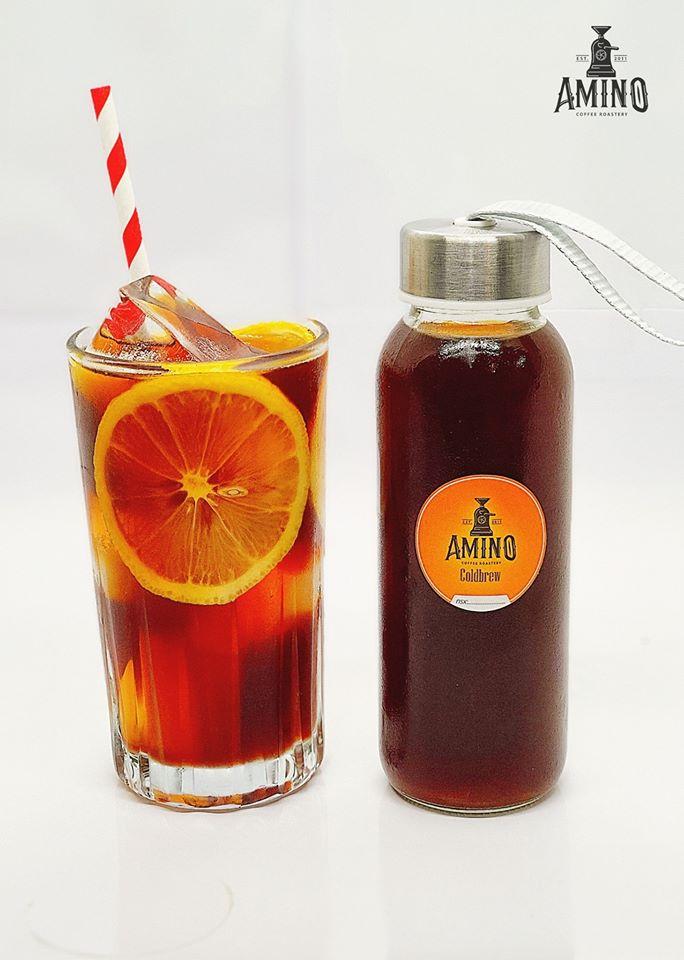 Hướng dẫn cách pha cafe Cold Brew ngon tại nhà cùng Amino Coffee