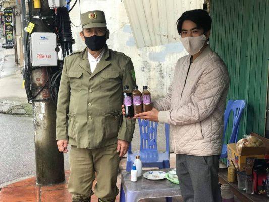 Hoàng Tuấn Phong hiện là giám đốc thương hiệu AMINO COFFEE ROASTERY