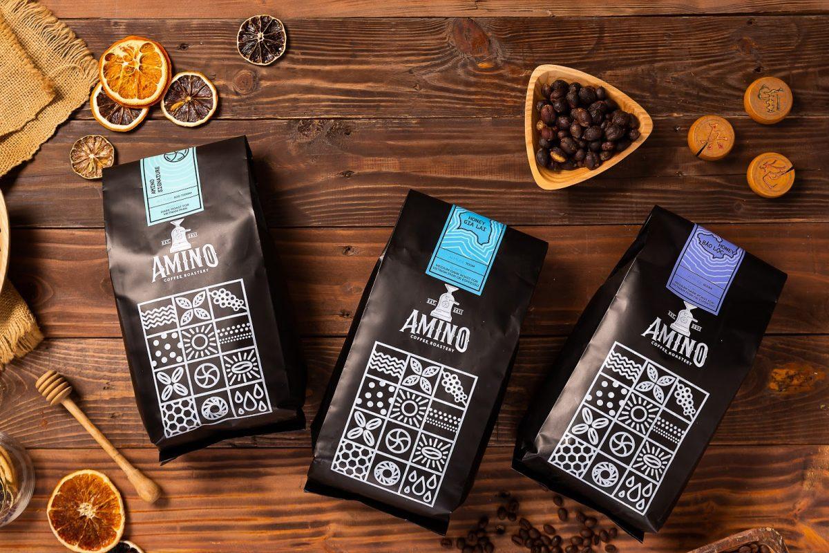 AMINO COFFEE ROASTERY đang là nhà phân phối của nhiều thương hiệu cafe nổi tiếng của Hà Nội