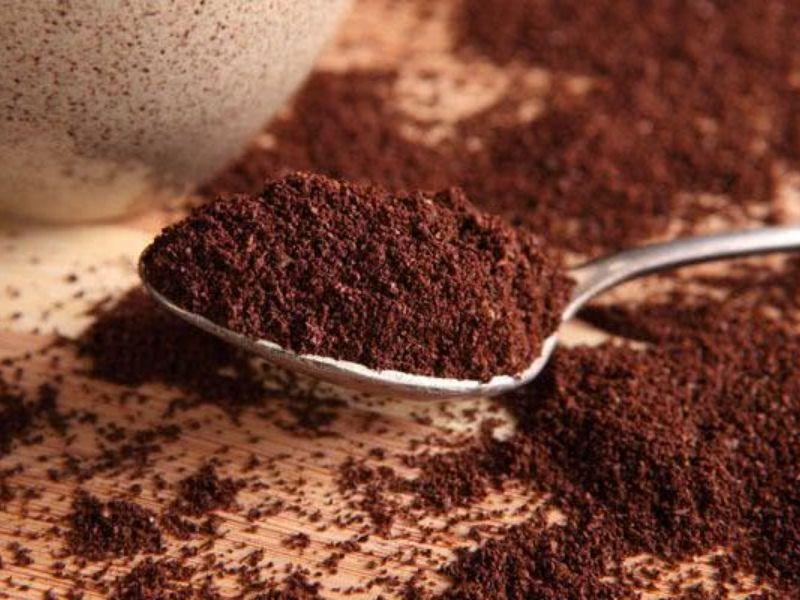 Cà phê nguyên chất nhẹ và có độ tơi xốp