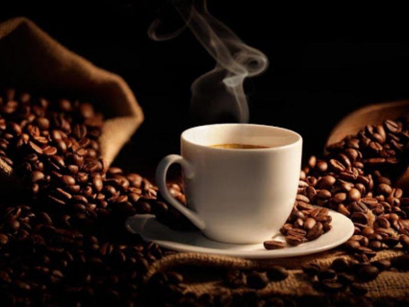 Cà phê nguyên chất có mùi hương nhẹ nhàng