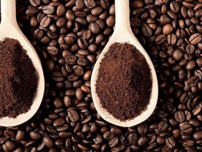 Cà phê rang xay được nhiều người ưa chuộng